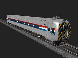 KLW TrainSim - locomotives, rolling stock, and scenery addons