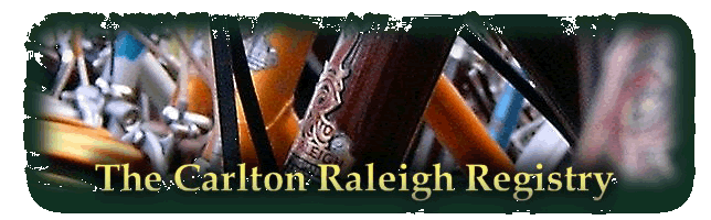 The Carlton Raleigh Registry at The Headbadge