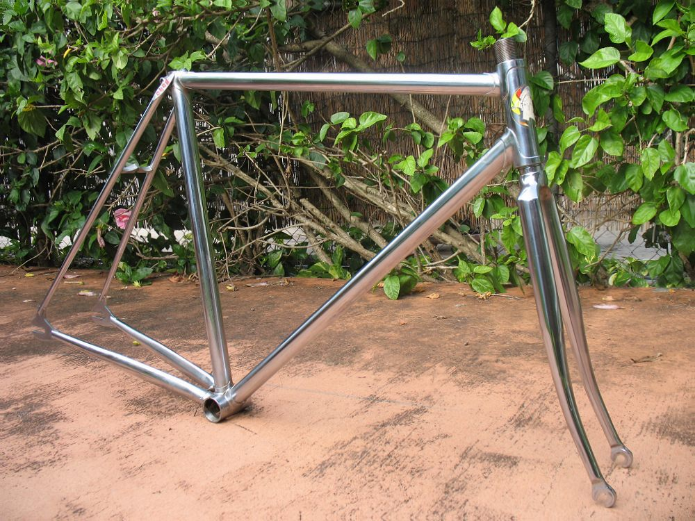 Classic racing and vintage bicycles and frames for sale